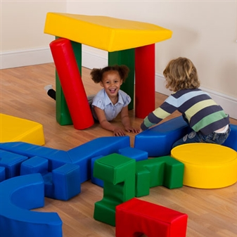 Soft Play Activity Kit - Set 2
