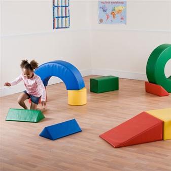 Soft Play Activity Kit - Set 4
