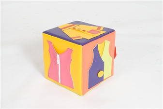The Getting Ready Soft Cube