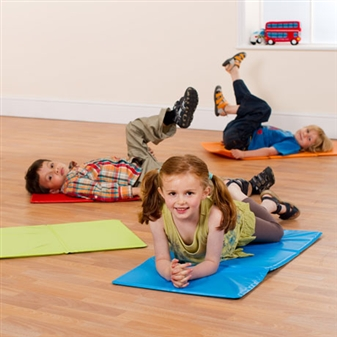 3 Section Folding Activity Mats