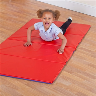 4 Section Folding Tumble Mat