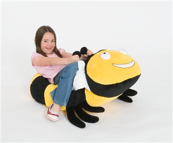 Buzz Bumble Bee Giant Floor Cushion