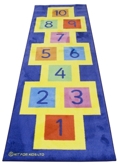 3m x 1m Hopscotch Carpet