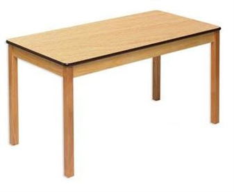 Beech Rectangular Classroom Table