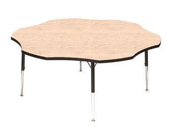 Blue, Red Or Yellow Laminate Tops