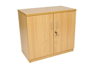 730mm High Cupboard - Beech