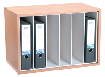 Lever Arch Desktop File Storage Unit