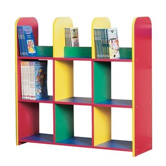 Wide Modular Book Box Unit