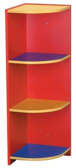 Modular Book Box Corner Unit