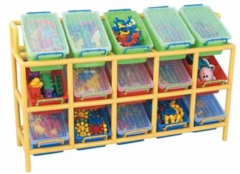 15 Tilt Bin Storage