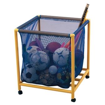 Plastic Mobile Toy Box