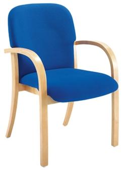 Deluxe Woodframe Armchair