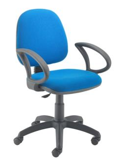 Blue With Buzz Adjustable Arms
