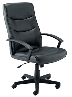 Value Leather-Look Executive Chair 1