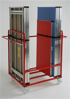 Small Transportation Trolley (Holds 14 x Rectangular Tables)