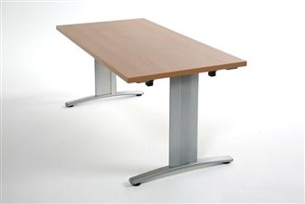 Rectangular Folding Meeting Table
