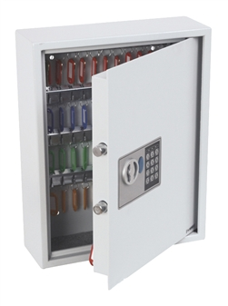 Electronic Key Safe - Holds 48 Keys