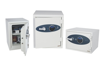 Electronic Security Fire Safes - Compact Size