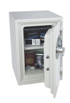 Electronic Security Fire Safe