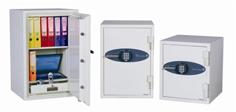 Electronic Security Fire Safes - Large Capacity
