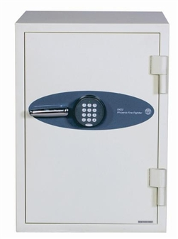 Electronic Security Fire Safe - Large Capacity
