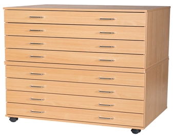 A1 Mobile 8 Drawer Plans Chest