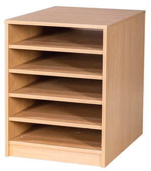 5 Bay A2 Paper Storage Unit