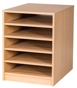 5 Bay A2 Paper Storage Unit