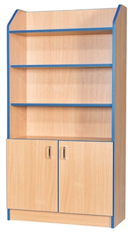 6ft Library Cupboard