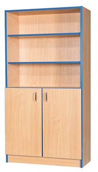 6ft Flat Top Cupboard