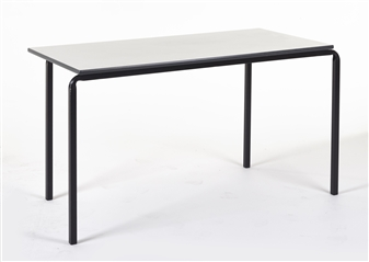 1100 x 550 Black Frame/Grey Top/Light Grey PVC Edge