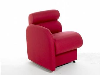 DOLFIN Modular Reception Seat - Right Arm