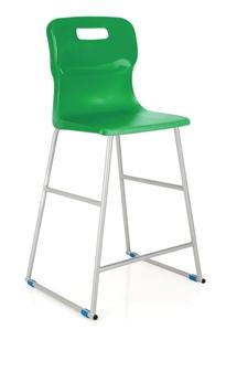 Titan High Chair - Green
