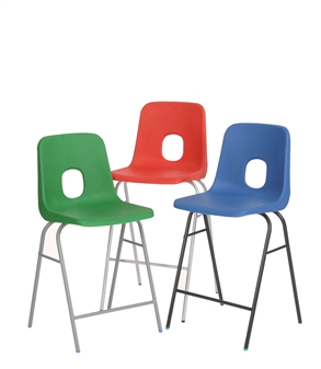 Hille E-Series High Stools