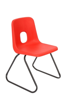 Hille E-Series Skid Base Chair