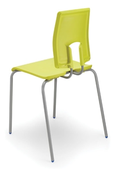 Hille SE Ergonomic Chair - Leaf back