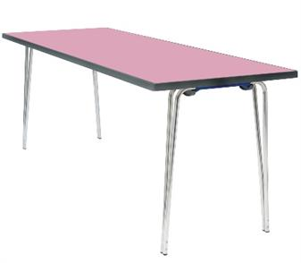 Premier Folding Table - Fuschia