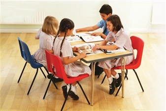 Premier Folding Table In Learning Environments