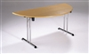 Folding Table - Semi-Circular