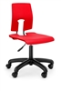 Hille SE Height-Adjustable Swivel Chair