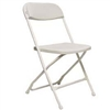 Fold Flat Chair - 2-3 Week Delivery