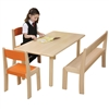Beech Rectangular Tables