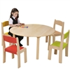 Beech Round Tables