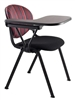 Prima 4 Leg Laptop Tablet Vinyl Chair