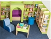 KubbyClass Modular Library Furniture Bookcases