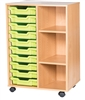 Premium 10 Tray & Shelf  Units