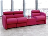 DOLFIN Reception Seating - Vinyl