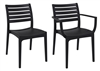 Marco Side Chairs - Black