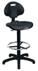 Factory Draughtsman Lab Chair With Static Footring