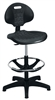 Factory Draughtsman Lab Chair With Adjustable Footring